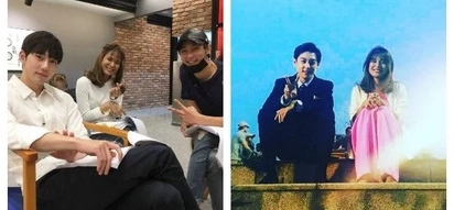 Iba na siya! Devon Seron spotted filming new movie in Korea with actors Hyun Woo and Jin Ju Hyeong