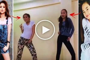 Who won the epic battle? Ella Cruz & AC Bonifacio's awesome dance showdown will blow your mind!