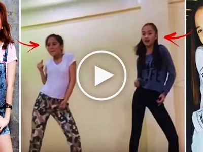 This epic video of Ella Cruz & AC Bonifacio's awesome dance showdown will definitely blow your mind!