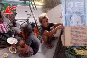 Sobrang magmahal! Elderly husband faithfully brings paralisadong asawa from Quiapo to Mindoro on his old padyak