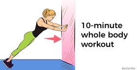 10-minute workout for the whole body