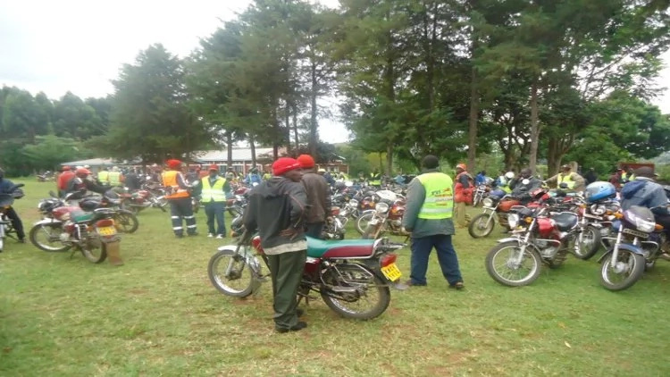 Boda-boda gangs cause havoc to Nairobians