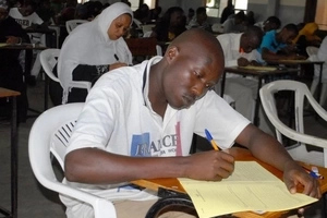 The ugliest incident so far in the ongoing KCPE exams... and it involves a 33-year-old 'candidate'
