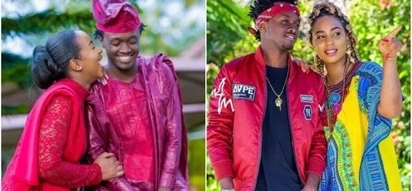 Even with all our Imperfections, I Love You Most - Bahati's heavily pregnant wife confesses