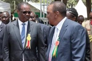 Raila's 2017 chief financier captured wishing Uhuru beats Raila in 2017
