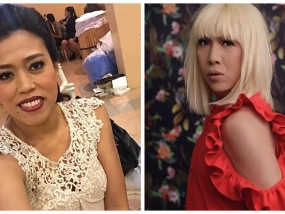 Bati na sila! Moi Bien shares proof that she has restored her friendship with Vice Ganda
