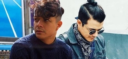 9 photos of Jericho Rosales that will make you love his hair kinky or neat