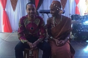 Photos of Uhuru Kenyatta's eldest son's second WEDDING ceremony in Gatundu