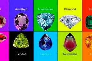 ¿Qué dice el mes de tu cumpleaños de ti? ¡Descubre tu piedra preciosa de la suerte!