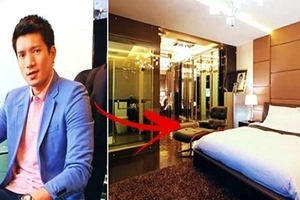 James Yap's hotel-like condominium unit in Bonifacio Global City will definitely wow you! Check it out!