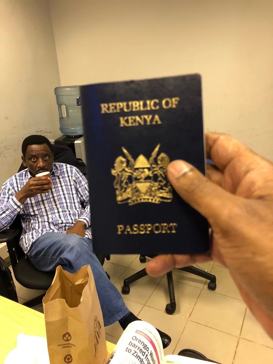 Kenyan passport tracking: How to track the status of your passport in Kenya
