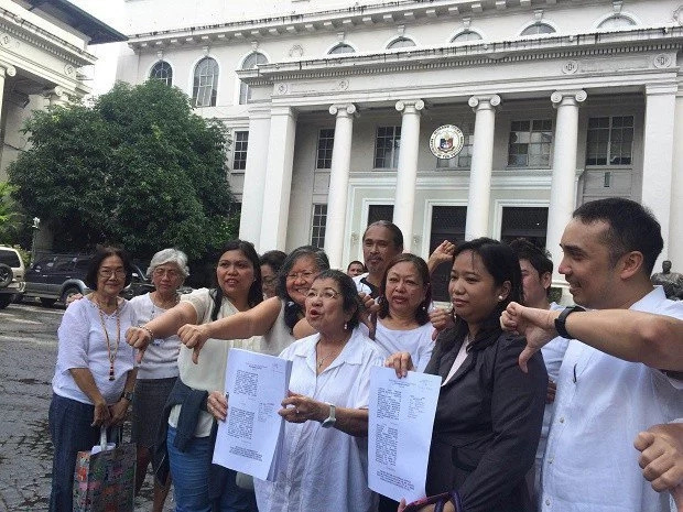 New batch files third petition vs Marcos burial