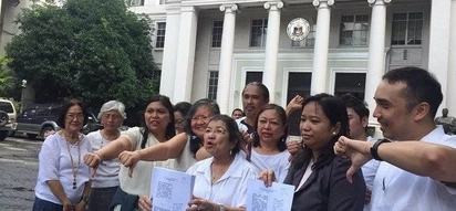 3rd petition filed vs Marcos burial