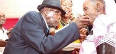 Zambia's oldest groom who REMARRIED at the age of 98 dies at the age of 102