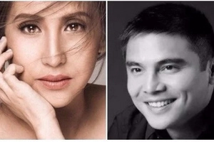 Jolina Magdangal and Marvin Agustin will be reunited in an upcoming project!