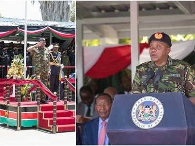 Uhuru Kenyatta's message to KDF backfires BADLY