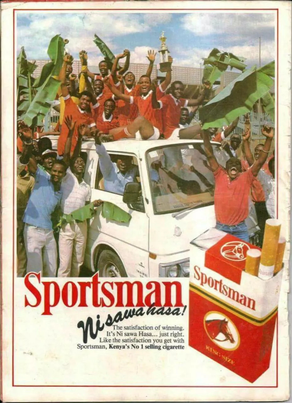#TBT amazing photos of old Kenyan advertisements