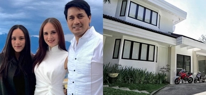 Take a peek inside the 'white house' of Richard Gomez and Lucy Torres