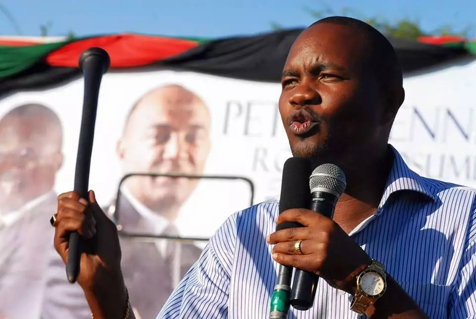 I will sue you- Angry Nkaissery threatens Kajiado ODM leaders