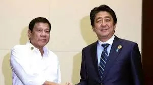 Duterte accepts invitation to Japan