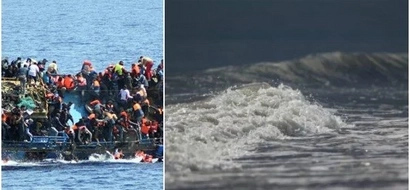 250 people feared dead as two Mediterranean ships sink