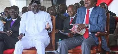 Moi awashtumu vikali Raila Odinga na Uhuru Kenyatta
