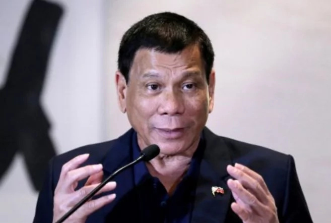 Duterte listed as most trusted PH official by Pulse Asia