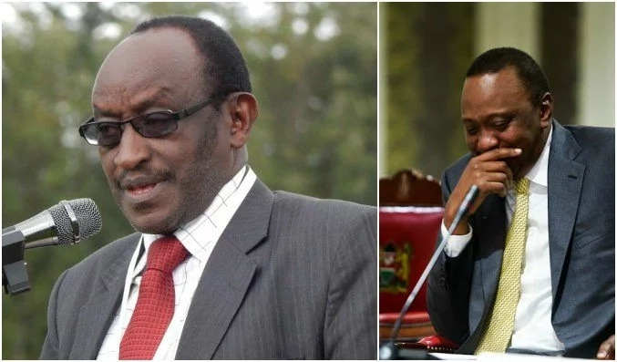 Jubilee governor gets NASTY news after dumping his running mate