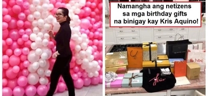 Maraming nagmamahal sa kaniya! Kris Aquino shows off her lavish birthday gifts from friends & brands she endorses