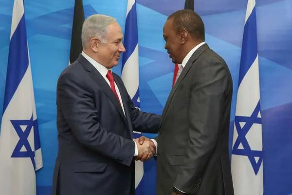 Benjamin Netanyahu to jet into Kenya on Monday, July 4