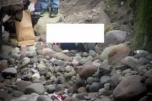 Asesinó sin piedad a su novia embarazada y la enterró en el parque