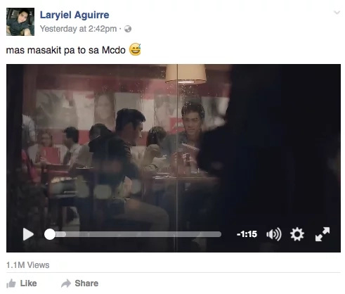Max's latest hugot commercial will take you on a feels trip!