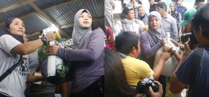 Buti pa daw siya nagawa agad! Direk Joyce Bernal praises Angel Locsin for volunteering in Marawi