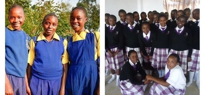 Poor bright girl denied admission to school in Murang'a stuns everyone with her performance