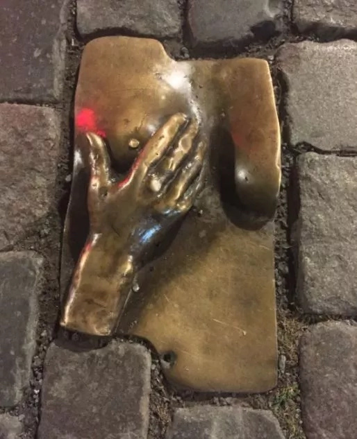 Así venden el sexo en Ámsterdam