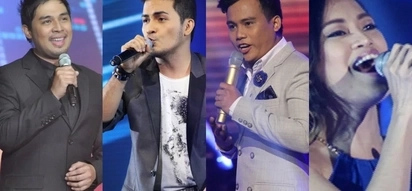 Jed Madela, Froilan Canlas, Noven Belleza, and Eumee Capile did a cover of 'Bohemian Rhapsody'. That was epic!