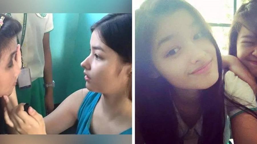 See Liza Soberano's high school photos