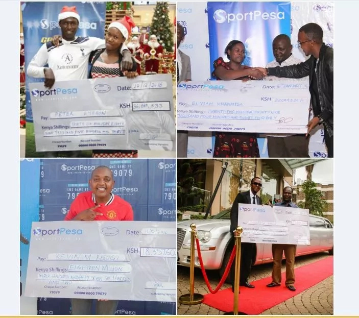 Man wins Ksh 22 billion, but what he does immediately after is unimaginable
