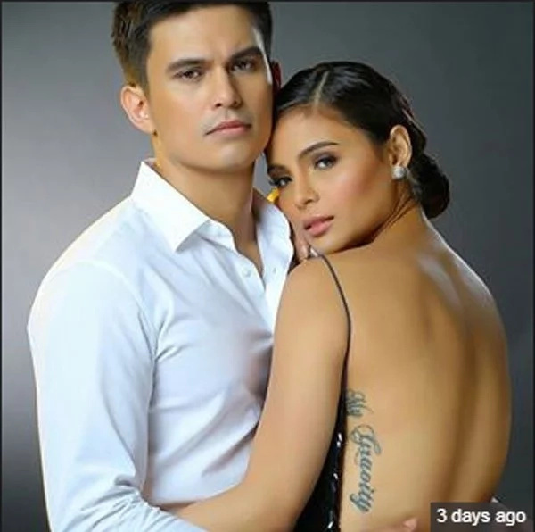 Lovi Poe tells Tom during love scenes that she didn't brush her teeth
