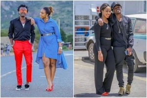 12 stunning photos of Bahati and his hot girlfriend that prove they are the coolest couple in the country