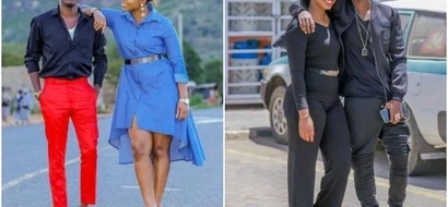 Picha tamu za Bahati na mpenzi wake zinazohangaisha 'mafisi'