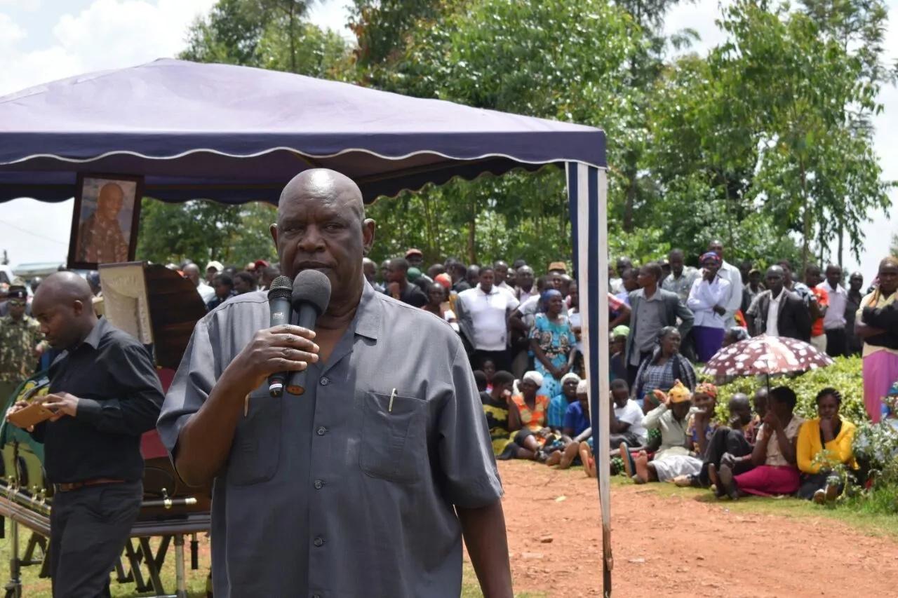 Wanaoumwa kuhusu salamu ya Uhuru na Raila 'wajinyonge' – Gavana wa Nyamira