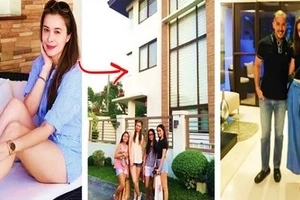 Pinagpaguran niya 'yan! Take a tour inside Sunshine Cruz's lavish house in Parañaque!