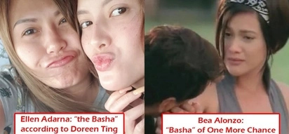 Aba, 'One More Chance' ang peg! Uploader of John Lloyd Cruz's controversial video tags herself as 'bashed' and Ellen Adarna as 'Basha'