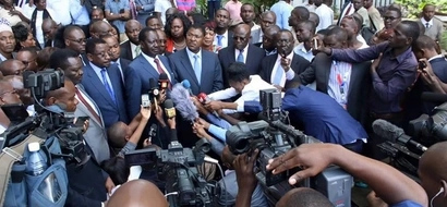 CORD weakens IEBC resolve as commissioners 'quietly quit'