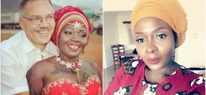 Singer Nyota Ndogo now get the right make-up after looking 'ugly' in her wedding (photos)