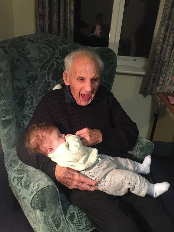 103-Year-Old Man Dies At The EXACT Same Day And Date He Was Born