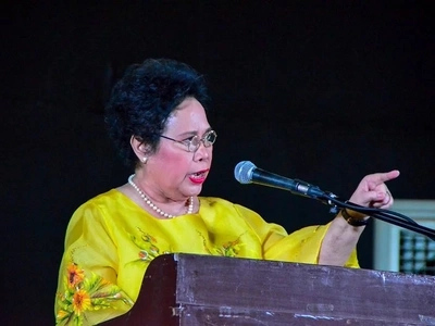 Miriam urges voters to crusade for moral integrity