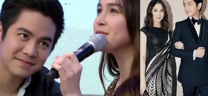 Ang tamis ng mga titig! How Joshua Garcia looks at Julia Barretto in these photos will leave you swooning