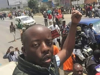 Vocal Raila Junior stirs debate as his father and NASA leader prepares to exit stage